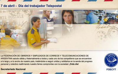 7 de Abril – Día del Trabajador de Correos y Telecomunicaciones