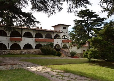 Ospec Casa Serrana