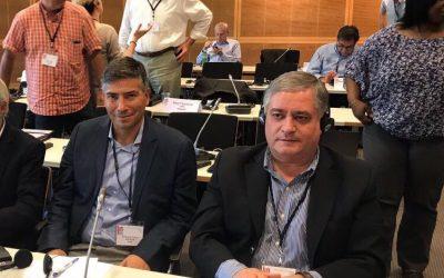 Reunión del Comité Mundial de UNI Postal y Logística