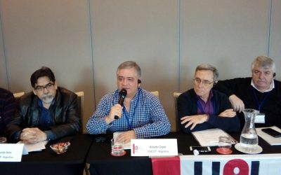 FOECYT Argentina participó en Chile de actividades de UNI Américas