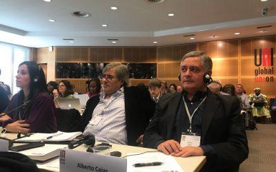 Cumbre Mundial de Dirigentes Sindicales