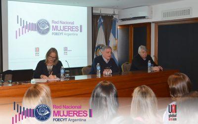 La Red Nacional de Mujeres  FOECYT Argentina está en marcha