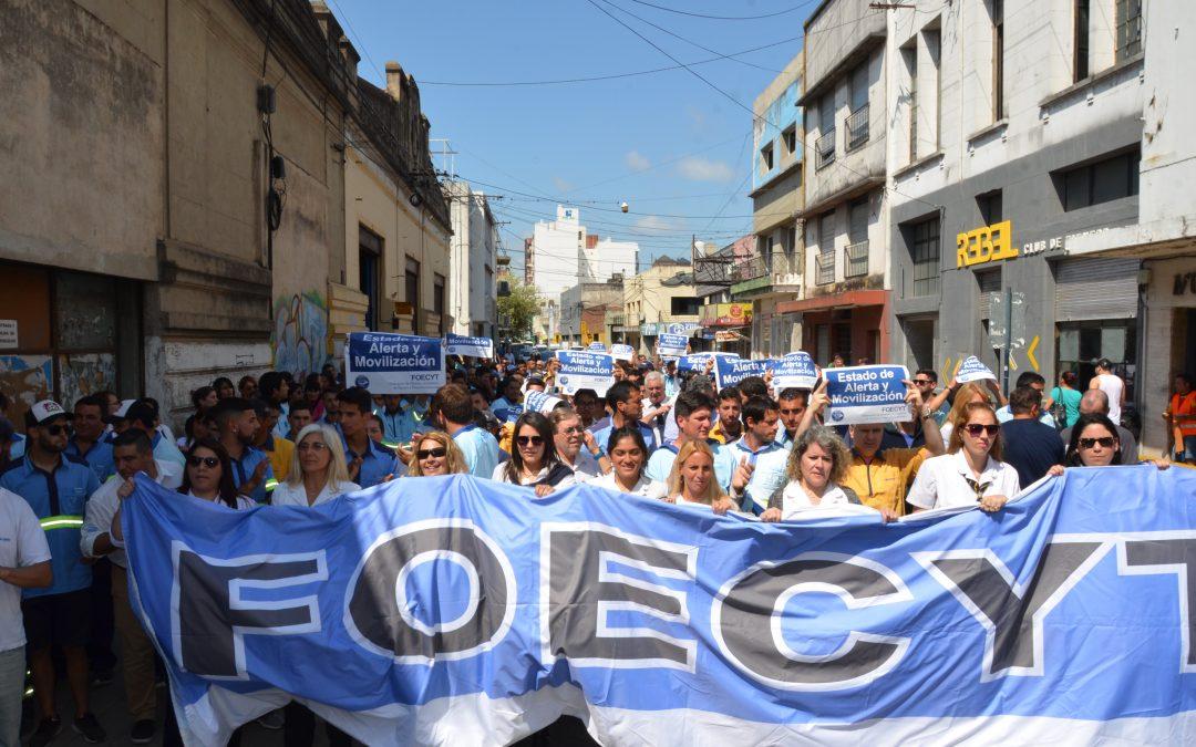 FOECYT agradece a sus afiliados por su militancia y compromiso.