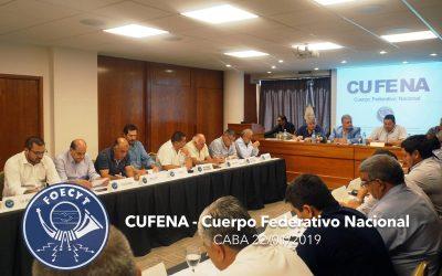 CUFENA Sesión en CABA