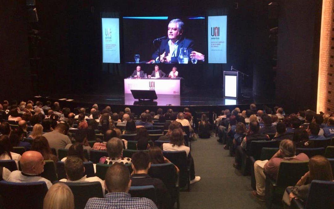 FOECYT presente en el encuentro de Sindicatos Argentinos afiliados a UNI Américas