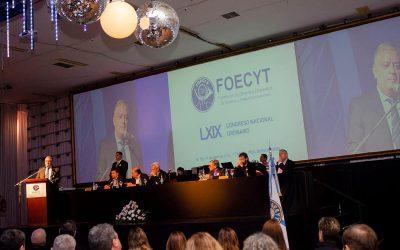 LXIX Congreso Nacional Ordinario de FOECYT