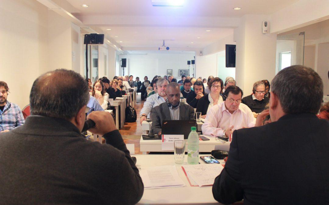 22° Reunión del Comité Ejecutivo UNI Américas