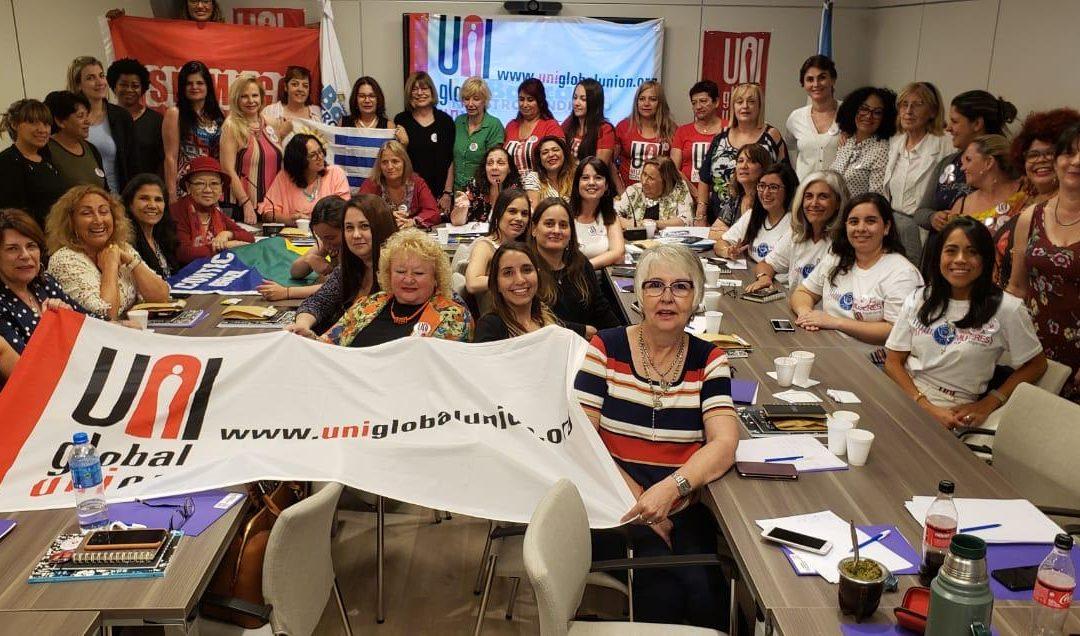 Compañeras de FOECYT participan del Encuentro de Redes de UNI Mujeres en Buenos Aires.