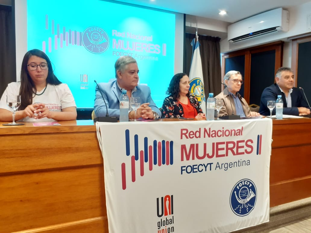 2° Encuentro Red Mujeres FOECYT