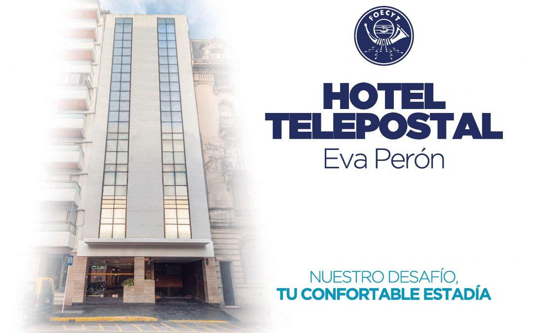 Buenos Aires – Hotel Telepostal Eva Perón