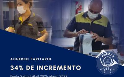 Acuerdo Salarial 2021-2022